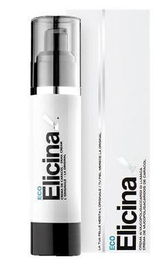 Elicina eco crema viso cura gli inestetismi della pelle a base di bava naturale