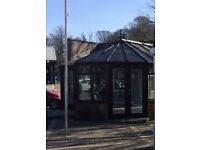 Ex display Penicuik conservatory for sale