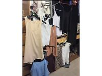 JOB LOT OF HIGH ST BRAND TOPS