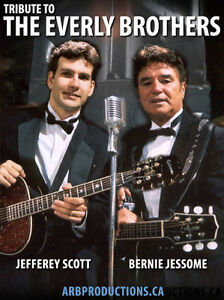 Everly Brothers Tribute great floor tickets for below cost