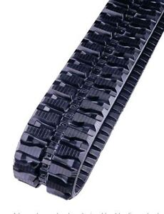 Rubber track for Bobcat, Kubota, CAT, Takeuchi, John Deere etc.