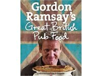 Cookbooks - Jamie Oliver and Gordan Ramsay - Brand New £5 each