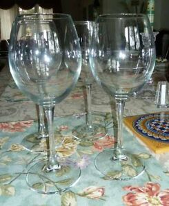 Wine Glasses (set of 4) London Ontario image 1