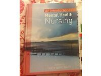 * Introduction to Mental Health Nursing Textbook * Ideal for Mental Health Nursing Students *