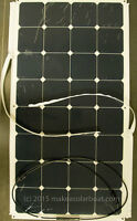 Flexible Solar Panels Pre Sewn With Zippers!