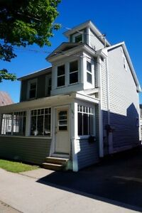 Multi-unit - 3 separate apartments in historic home - downtown!