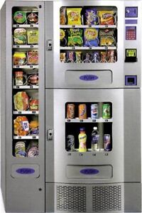 Brand new and like New Vending Machines