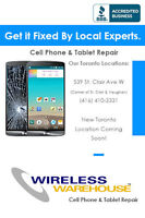 Wireless Warehouse - Cell Phone & Tablet Repair