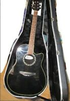 OVATION Applause Electric Guitar w/hard case, Amplifier for sale