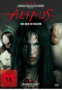 DVD Animus: The New Maneater (NEU)