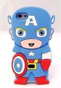 Captain America iPhone 4 Case