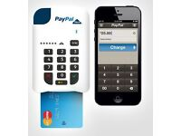 Paypal Card Reader - take mobile payments via your phone or tablet!