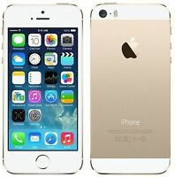 Brand New, Never been Used FIDO 16GB Gold iPhone 5S