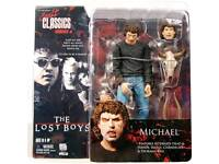 THE LOST BOYS - MICHAEL FIGURE - NECA - MINT