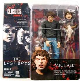 The Lost Boys - Michael Figure - NECA - Extremely Rare and Highly Collectible - Mint In Box