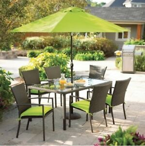 Outdoor Dining Set for 6!