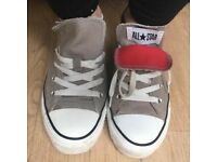 Converse Double Tongue Trainers