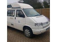 Volkswagen transporter vw t4 camper carravelle holdsworth