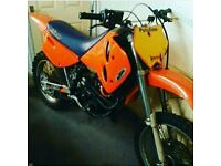KTM 400 LC4 Off road motorbike, not : Cheap car, van, pit bike, kx250, cr250, 125cc, offers? swaps