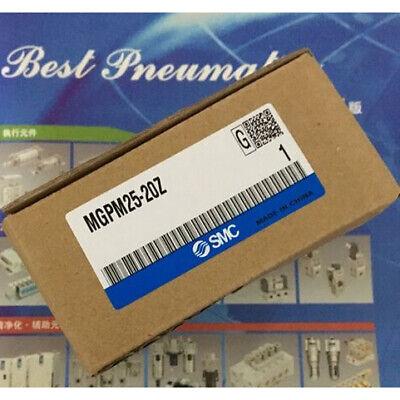1pc New Smc Mgpm25-20z Mgpm25-20z Slide Cylinder In Box Spot Stock