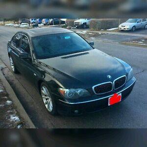 2007 BMW 750i