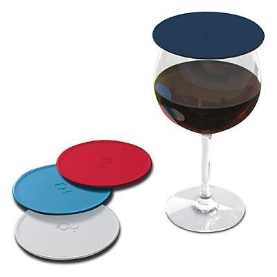 Drink Tops MOD Tap & Seal Outdoor Drink Covers Box Set, 4pk- (Mod Tap)
