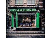 Junior Chef for Italian Deli - Daytime Hours - Soho - £8.50 ph