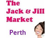 Jack & Jill Market Perth - Bells Sport Centre Saturday 24th June 2017