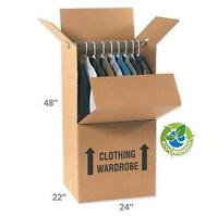 MOVING BOXES/SUPPLIES FOR SALE