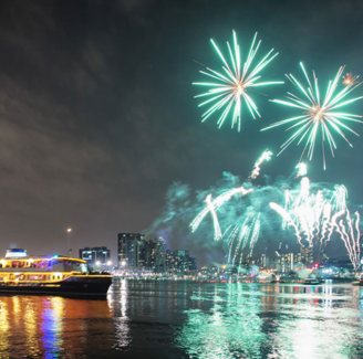 NYE Melbourne Cruise x2 tickets