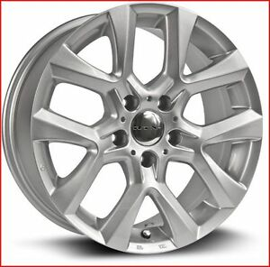 Roues (Mags) 4 saisons  RTX OE Tangent argent 17''  5-120 (BMW)