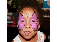 Face painter & Body painter (face painting)
