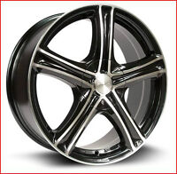 Roues (Mags) RTX Stratus 17 pouces 4-100/114.3