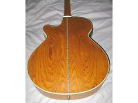 Crafter Acoustic Bass guitar