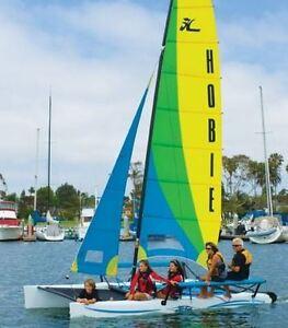Hobie Getaway16ft Catamaran