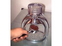 Presso Coffee Maker Espresso Machine Aluminium Manual Coffee Maker Body