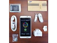 Samsung Galaxy Note 3 White in a Box with all the Accessories - SIM FREE UNLOCKED To All Networks
