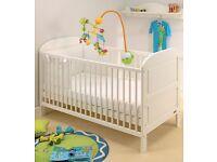 East Coast Nursery Angelina Cot Bed