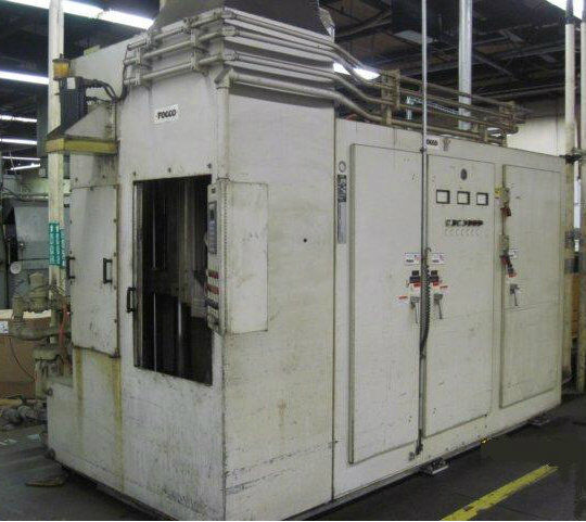 "Tocco "" Toccotron"" Model 5ec805s-u 80 Kw Induction Machine"