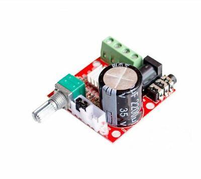 2 X 15w Pam8610 Audio Amplifier Module  -  8v-12v