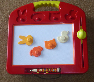 Battat Magna Doodle Board With Cushion Brand New