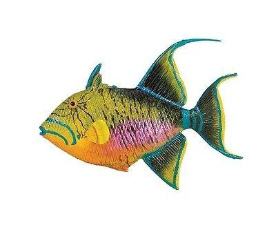 "Queen Triggerfish 6.25"" Safari Ltd Incredible Creatures Figure 259929 Safari Ltd"