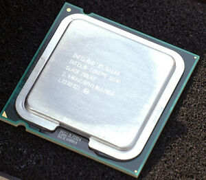 Intel Q6600 2.4GHz Cpu with fan