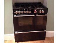 Black Stoves Sterling 800DF Range cooker