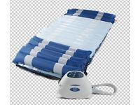 Quality Auto-Logic pressure care relief mattress