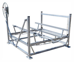 5000lb Shallow Water Aluminum Lift for Sale
