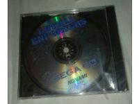KONAMI LETHAL ENFORCERS SEGA CD(FACTORY SEALED)