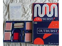 Outburst board game