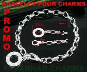 Bracelet pas cher pour Clipper Charms Breloque savannah charms BR42