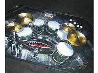 Paper jams drum toy